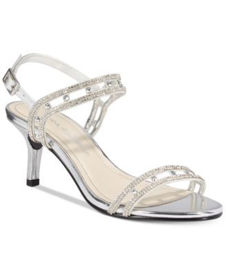 22996f45e9f Caparros Happy Embellished Strappy Evening Sandals - Sandals - Shoes -  Macy s