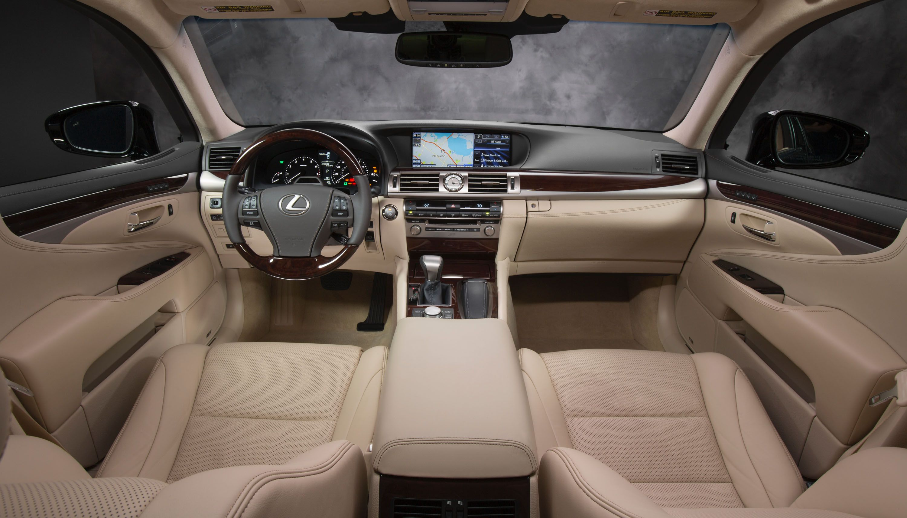 Latest Car Safety Systems Aimed At Safety And Comfort Of Cars Lexus Ls 460 Lexus Ls Latest Cars