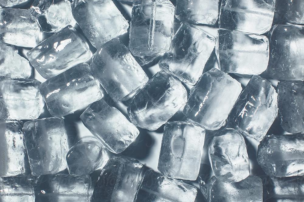 Ice Cube Background By Bonninstudio Stocksy United Ice Cube Ice Aesthetic Ice