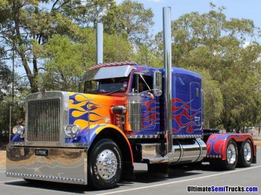 Ultimate Semi Trucks Images