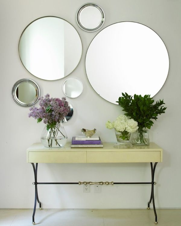 Attractive Opening Up Your Interiors With Inspiring Mirrors Nice Design