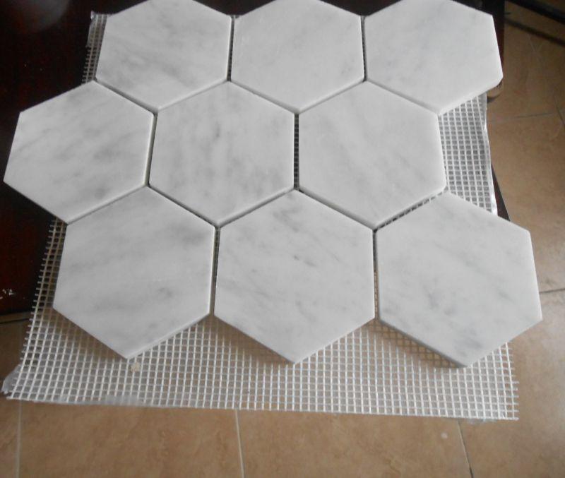 Design Hexagon Floor Tile Lowes