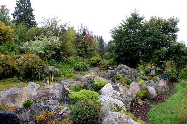 71 idées et astuces pour créer votre propre jardin de rocaille ...