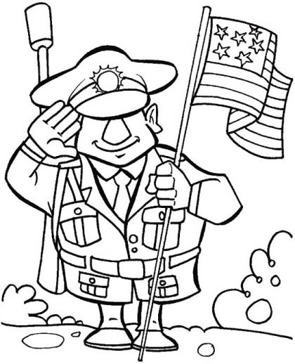 Thanks for veterans for making our country safe coloring ...