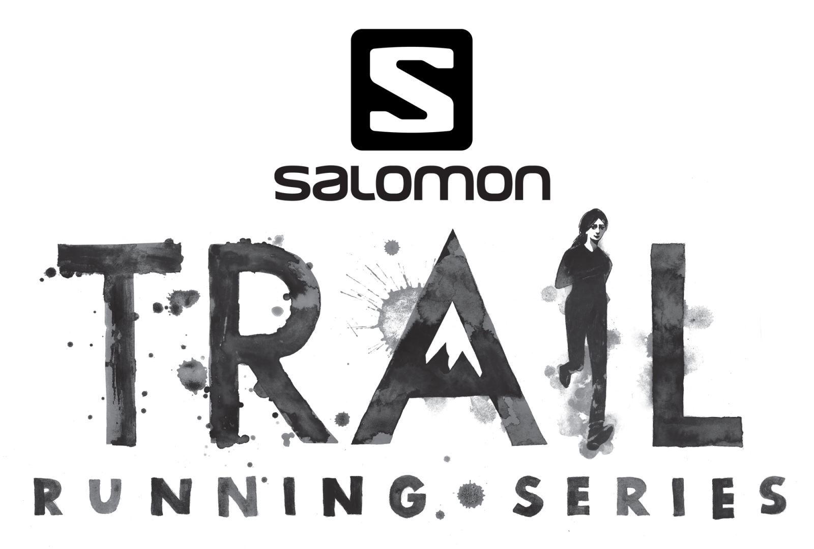 Salomon Trail Running Series logo   Marathon Brief   Pinterest ...