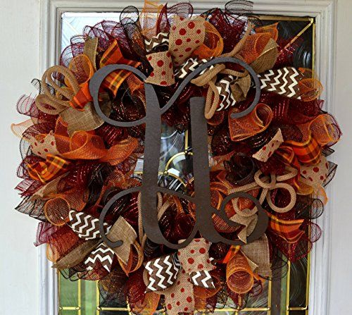 Mesh Wreath Project | Wreaths, Learning and Patterns
