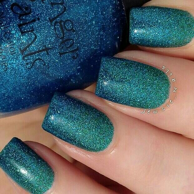 Gorgeous colours, love th sparkle too :-)