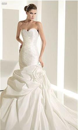 White One W1 6234 Preownedweddingdresses Com Listing 61899 525 Beautiful Bridal Dresses Wedding Dresses Used Wedding Dresses