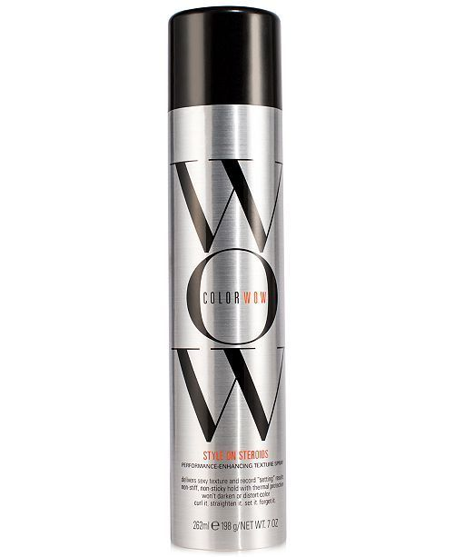 Color Wow Style On Steroids Texture Spray 7 Oz From Purebeauty