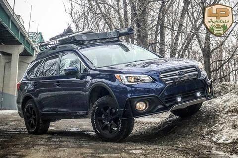 Lp Aventure Big Bumper Guard 2015 2017 Outback Subaru