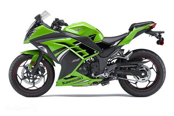 Kawasaki Ninja 300 Top Speed 2014 Kawasaki Ninja 300 Top