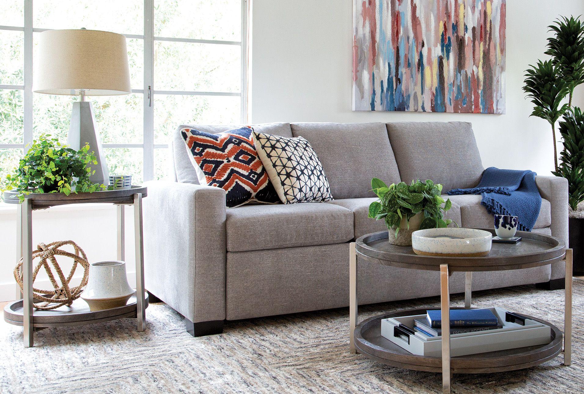 Fantastic Mackenzie Silverpine Queen Plus Sofa Sleeper Products In Dailytribune Chair Design For Home Dailytribuneorg