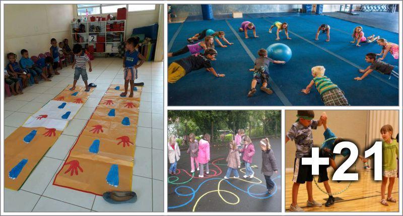 25 Jogos Ao Ar Livre Para Criancas Educacao Infantil Aluno On