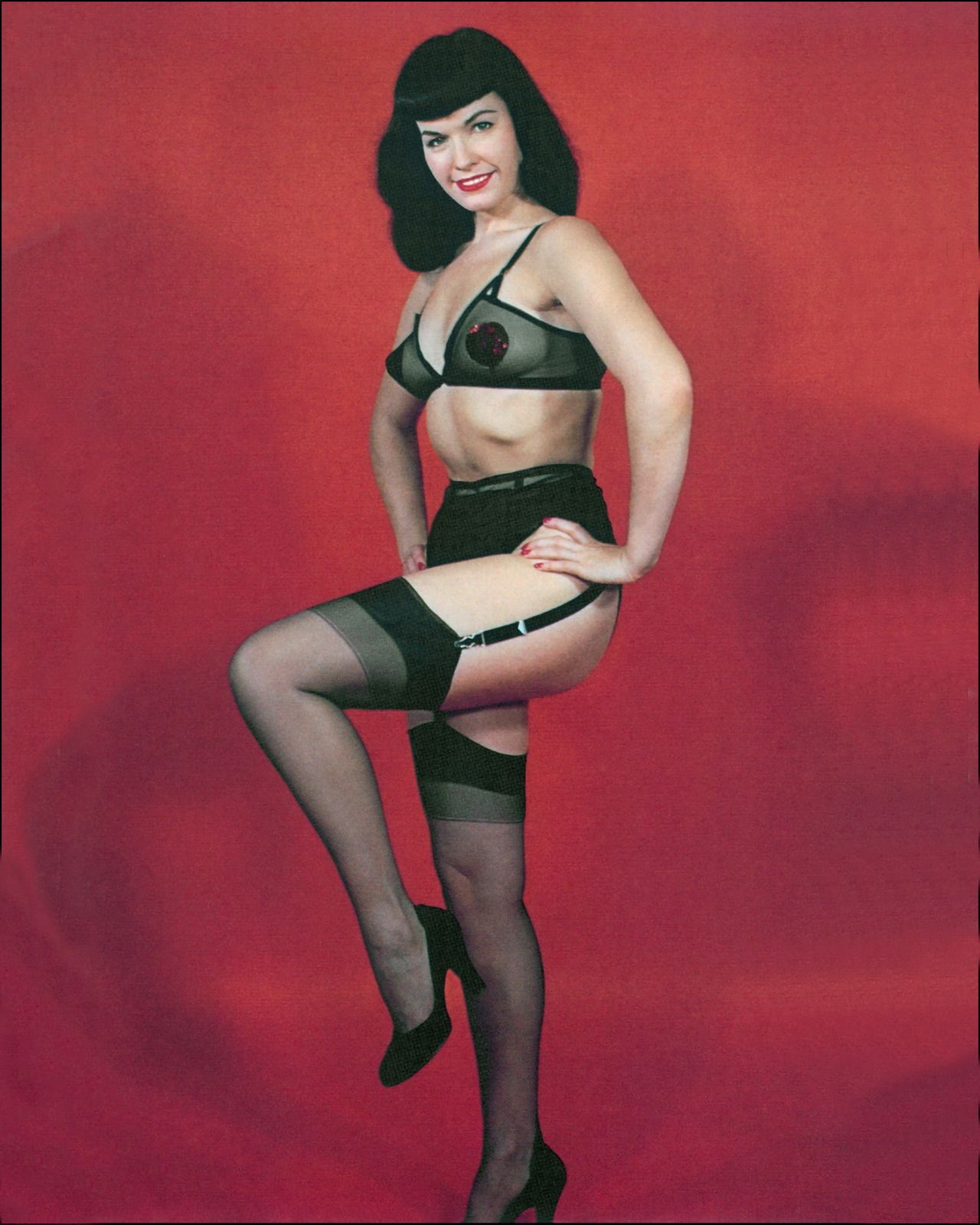 Bettie Page By Harold Lloyd Pin Up Pinterest Vintage