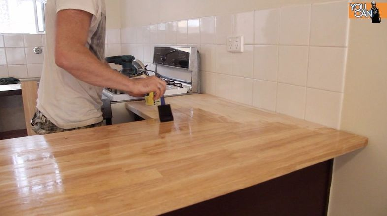 Install A Kitchen Countertop Without Removing The Old One - How to remove kitchen countertops