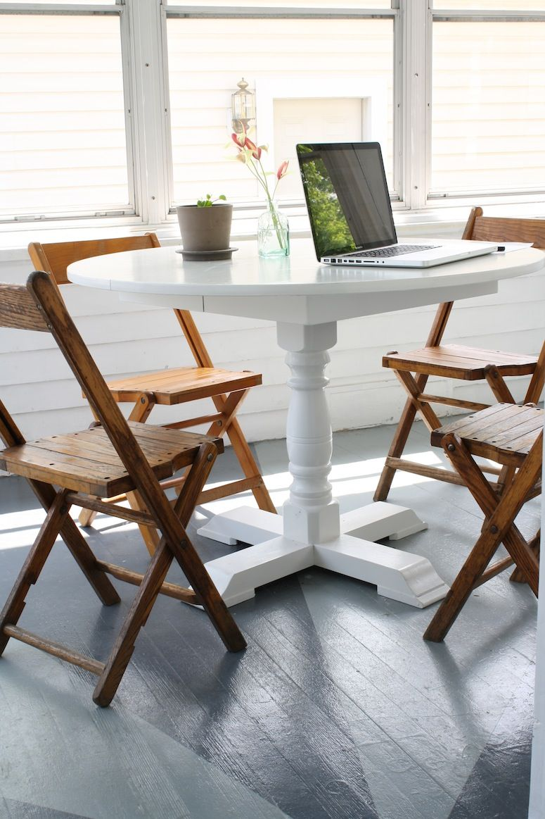 Wooden Folding Chairs Ikea Vintage Wooden Desk Chair Chic Round