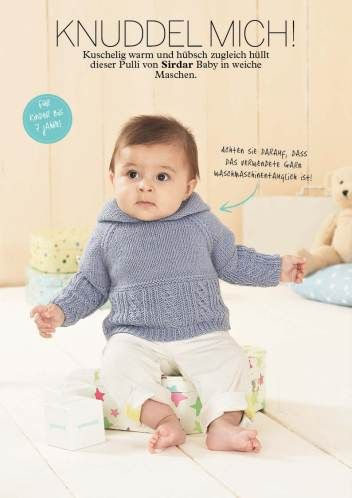 Simply Stricken 06/2015 | Stricken für Kinder | Pinterest ...