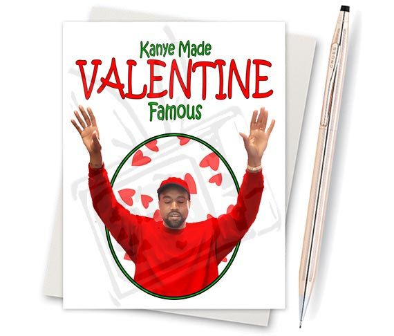 kanye west famous yeezy funny valentine