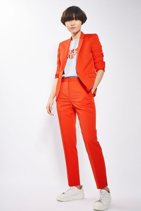 Tailored Suit Co-ord - Topshop   Summer 17   Suits, Suits for women ... 5169f094184
