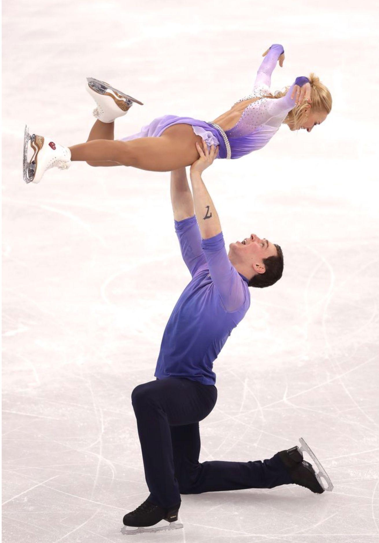 Olympia Kür Eiskunstlauf