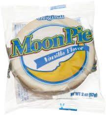 Vanilla Moon Pie