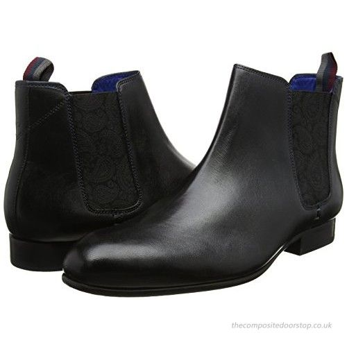 146259bd7 Ted Baker Men s Kayto Chelsea Boots - Outer Material  Leather - Inner  Material  Textile - Available in different colours
