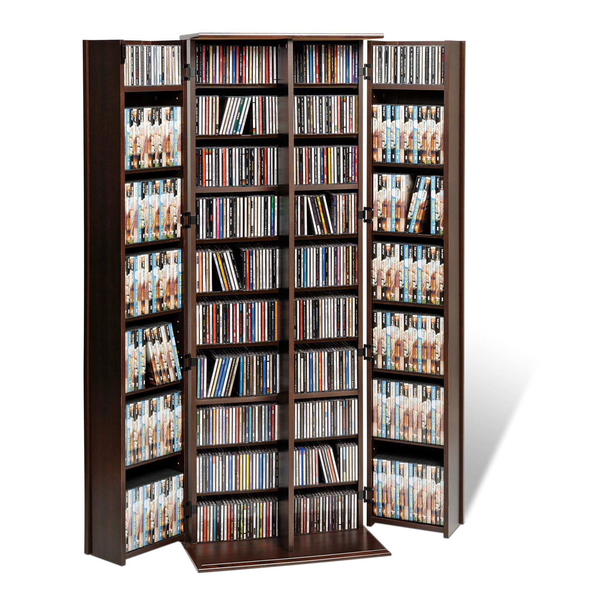 Marvelous Dvd Storage Unit With Locking Shaker Doors Create A Room Home Interior And Landscaping Ferensignezvosmurscom