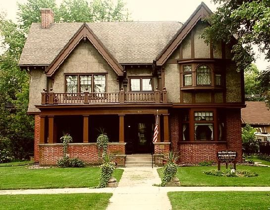 Baraboo Wi Sauk County Historical Society Wisconsin Dells House