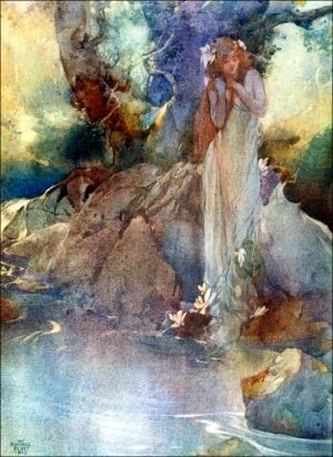 Art By William Russell Flint By Carter Flynn William Russell
