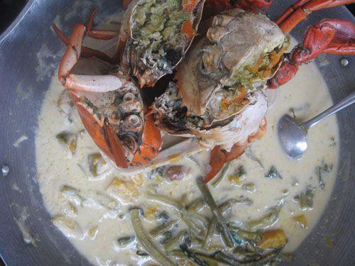 Kadun Ayuyu Coconut Crab Soup Island Food Filipino Crab Recipe Food