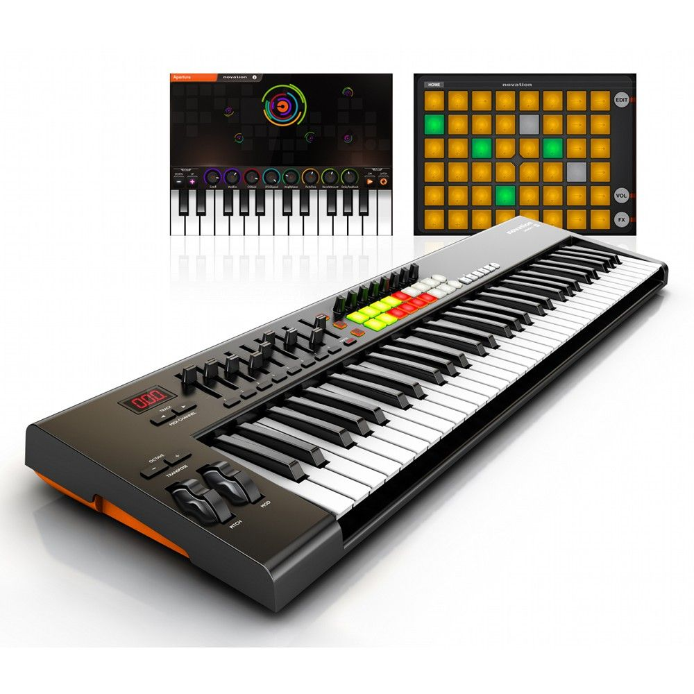 Novation Launchkey 61 Dj equipment for sale, Portable