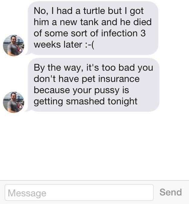 Tinder messages gone