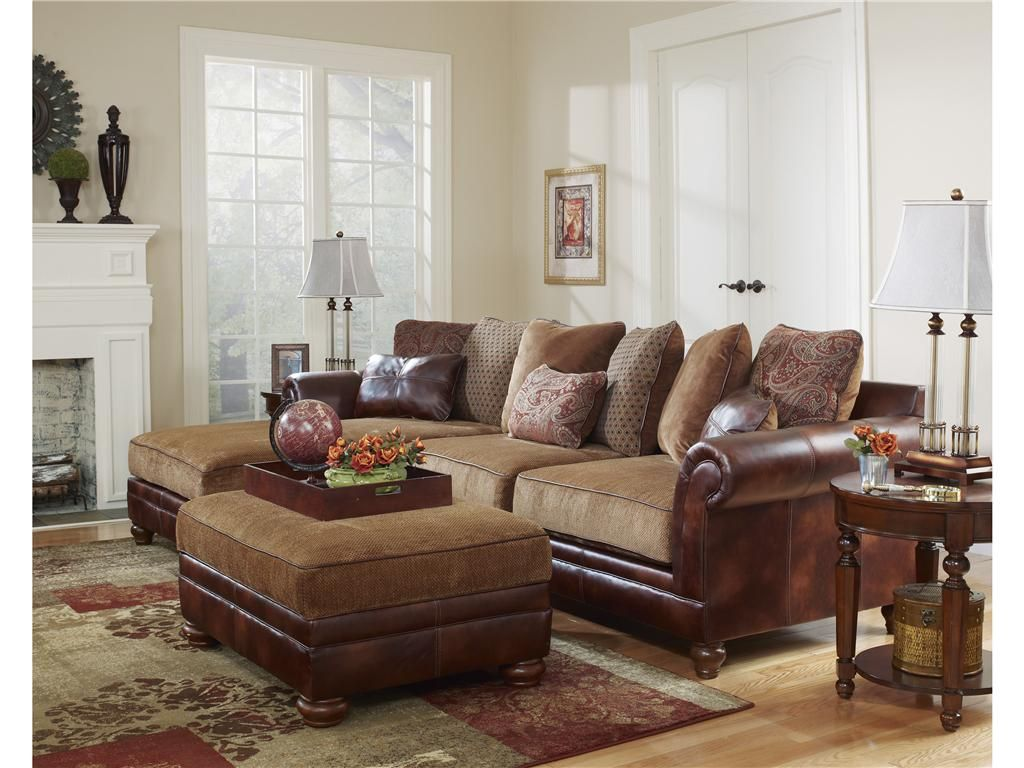 Living Room Designs With Sectionals Fascinating Ashley Furnituresectionals  Ashley Furniture Living Room Decorating Design