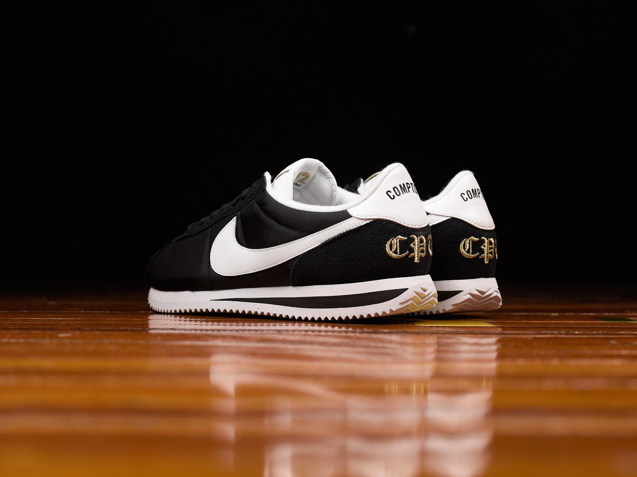 new concept 8b86a f524a Nike Cortez Basic Nylon CPT Compton