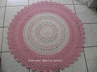 Марсия Сартори crochetando: Некоторые из них работают ....