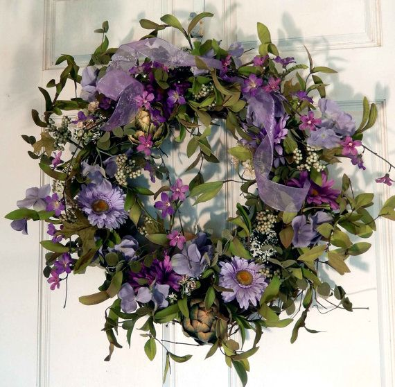 Hey, I found this really awesome Etsy listing at https://www.etsy.com/listing/181376934/spring-wreath-easter-wreath-summer