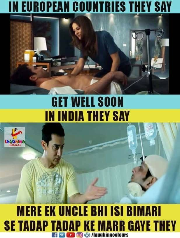Pin By Avani Kekatpure On Desi Humor Funny Images Laughter Funny Joke Quote Really Funny Memes