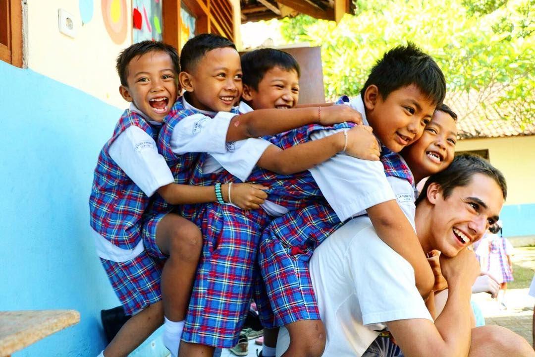 Pin On Volunteer In Asia