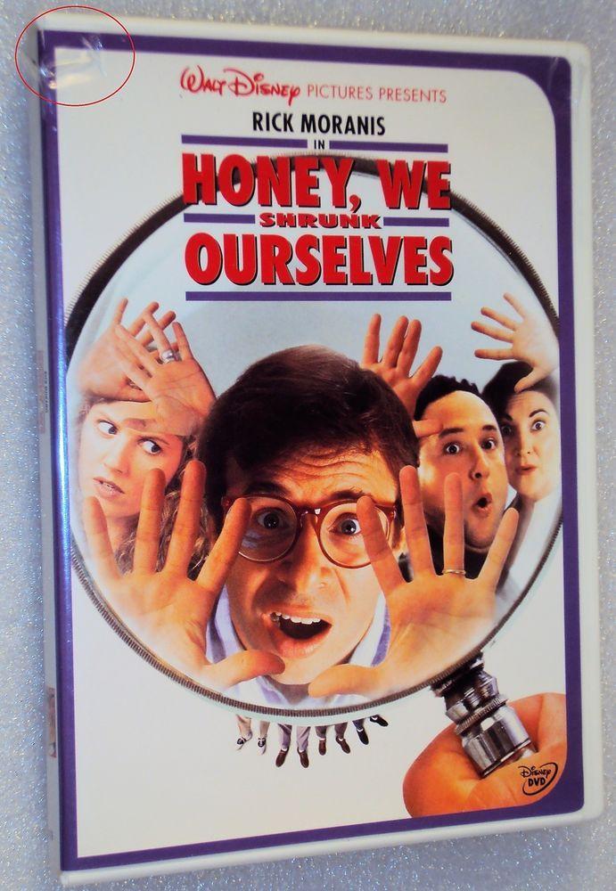 HONEY, WE SHRUNK OURSELVES DVD Walt Disney SciFi Fantasy