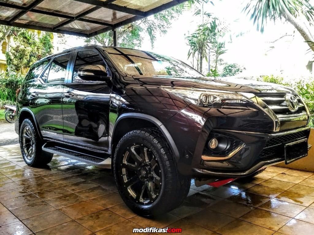 Modifikasi Mobil Fortuner Yogyakarta Modifikasi Mobil Mobil Konsep Kendaraan