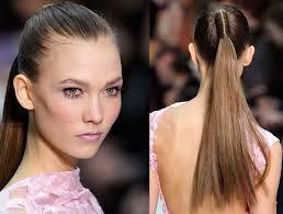 2015 s/s ponytail hair에 대한 이미지 검색결과