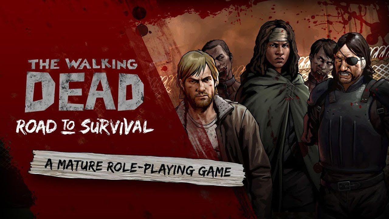 Apk Download The Walking Dead Road To Survival Hack Get 9999999