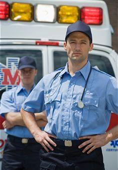 Scott Wilson-paramedic