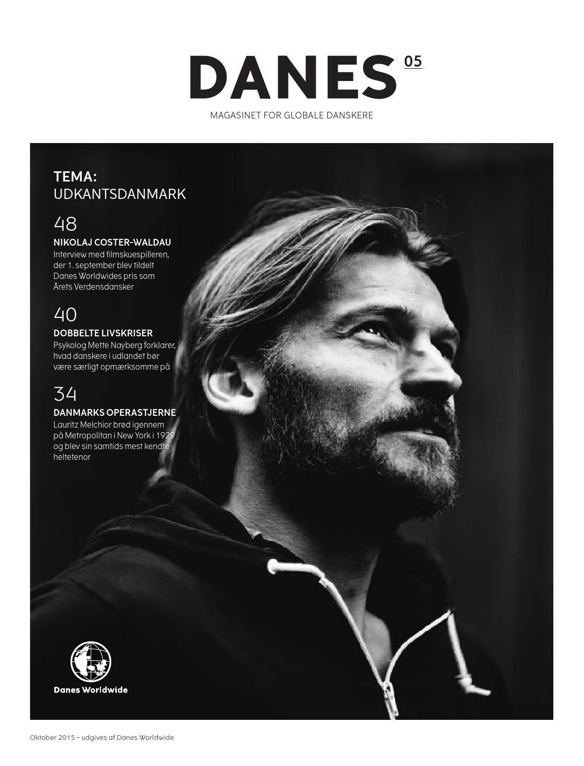 Nikolaj Coster Waldau For Danes Magazine Photo Cover By Scanpix October 2015 Nikolaj Coster Waldau Photo Photoshoot