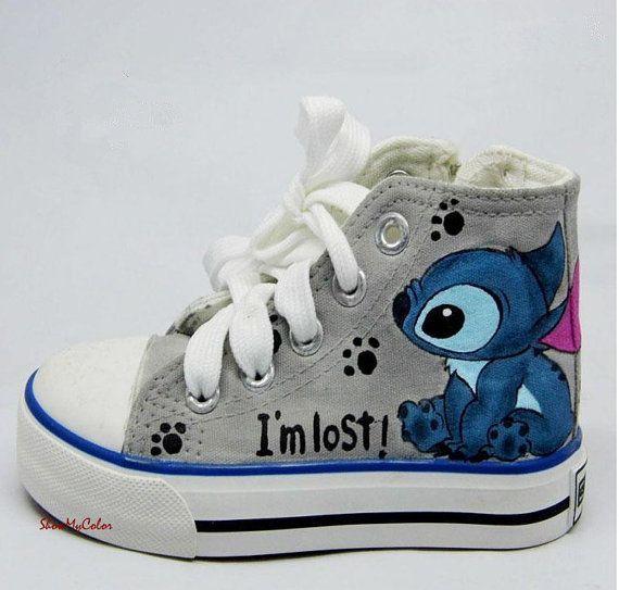 Lilo and stitch | Lilo and stitch | Pinterest | Zapatos, Zapatillas ...
