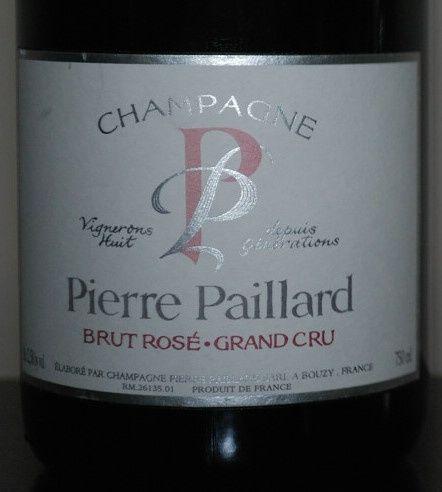 Drinking NV Pierre Paillard Ch&agne Brut Rosé - #wine //cellartracker . & Drinking NV Pierre Paillard Champagne Brut Rosé - #wine http ...