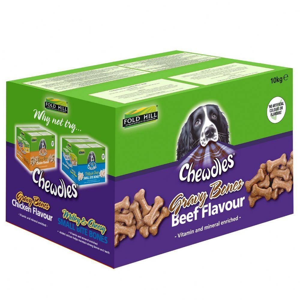 Chewdles Bonibix Beef Gravy Bones 10kg Gravy Bonibix are