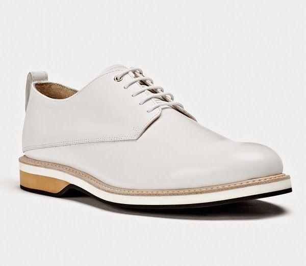 The Style Examiner: WANT Les Essentiels de la Vie launches inaugural men's footwear collection