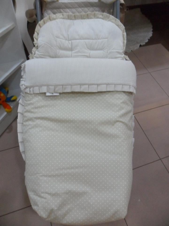 Saco maclaren pardalets ropa para tu bebe sacos para for Saco para silla maclaren