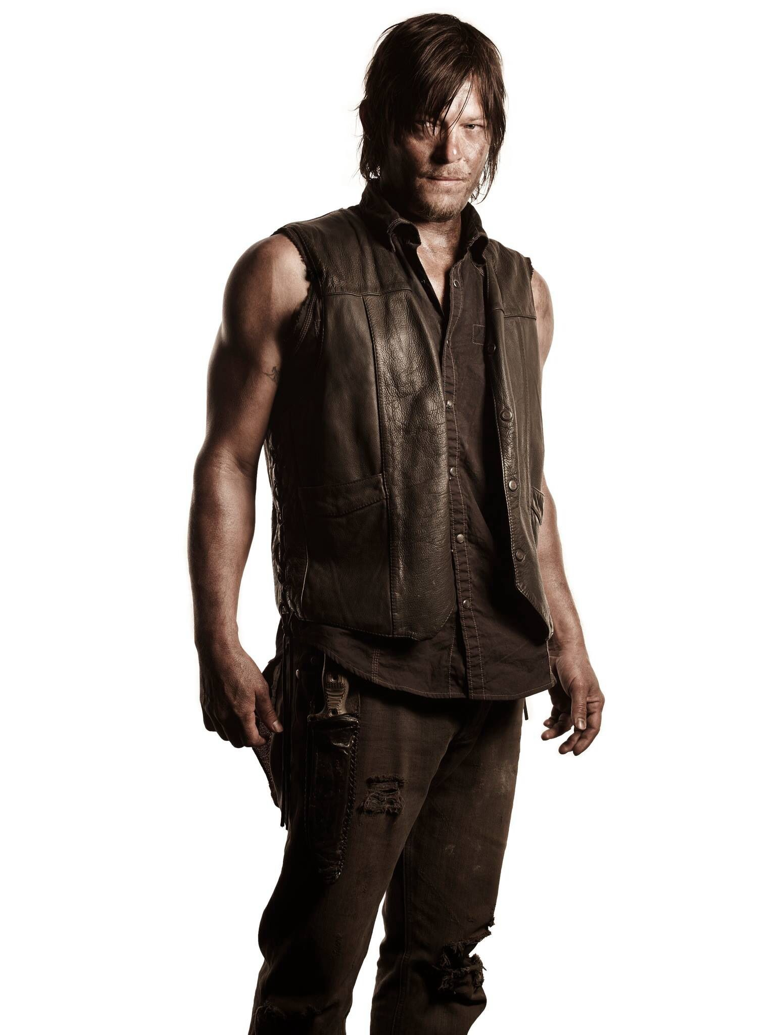 Daryl from The Walking Dead.